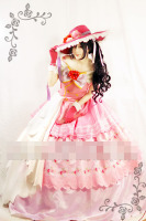 lovelive!cosplay Yazawa Nico court Dress Dance party prom dress cosplay costume custom made
