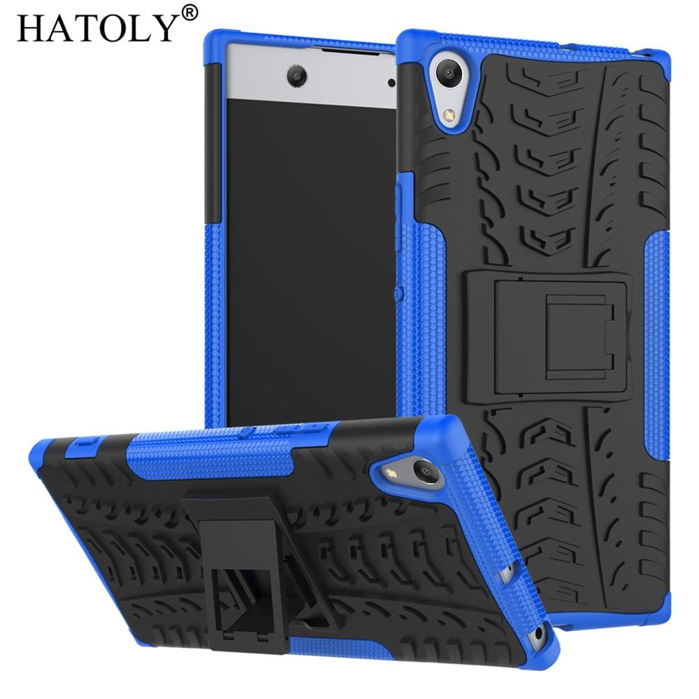 HATOLY For Cover Sony Xperia XA1 Ultra Case Xperia XA1 Ultra 6