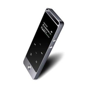 Image 5 - Tela de toque original de alta fidelidade mp3 player 8 gb benjie metal alta qualidade de som entrada nível lossless music player suporte tf cartão fm