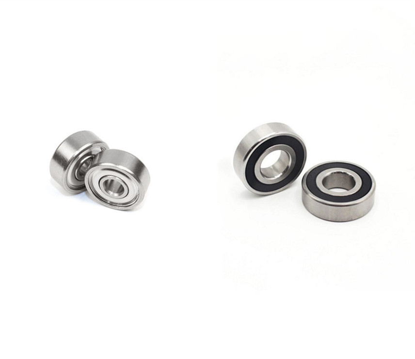 "Pack of 10 Ball Bearing R188-2RS 1//4/""x 1//2/""x 3//16/"" inch Sealed Greased R188RS"