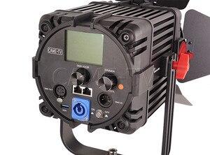 Image 3 - 1 pc CAME TV boltzen 150w fresnel focusable led luz do dia conduziu a luz de vídeo