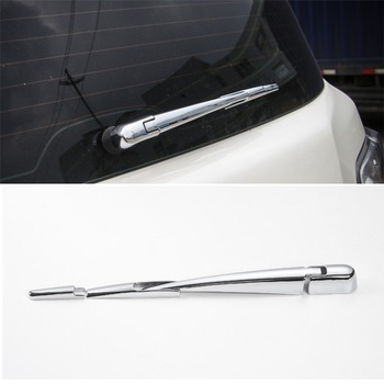 Cubierta de limpiaparabrisas trasero ABS compatible con Nissan Patrol Y62 2017 accesorios de estilo de coche