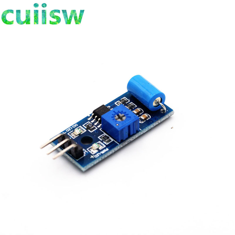 1PCS NEW Mini indicator Vibrating Vibration DC Motor Module for Arduino