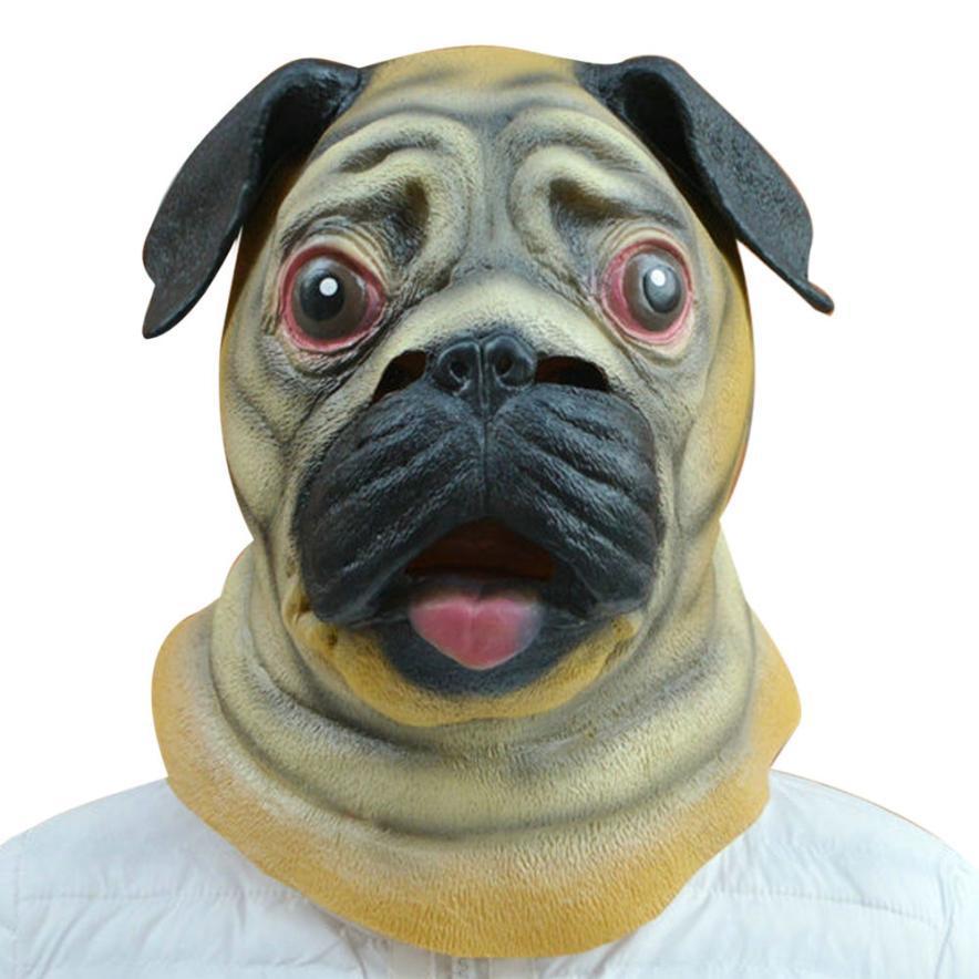 Новая коллекция тушь Хэллоуин Payday Маскарад Маски для век Хэллоуин Уход за кожей лица счастливая собака маска Dropshipping maschera ди Хэллоуин Лидер ...