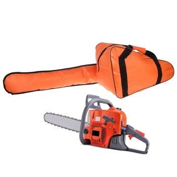 """12""""/14""""/16"""" Chainsaw Carrying Bag Case Oxford Fabric Protective Holdall Storage 649E"""