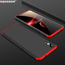 Phone cases Case for Vivo X23 360 Full Protection Shockproof 3 in 1 Slim Hard PC Matte Cover