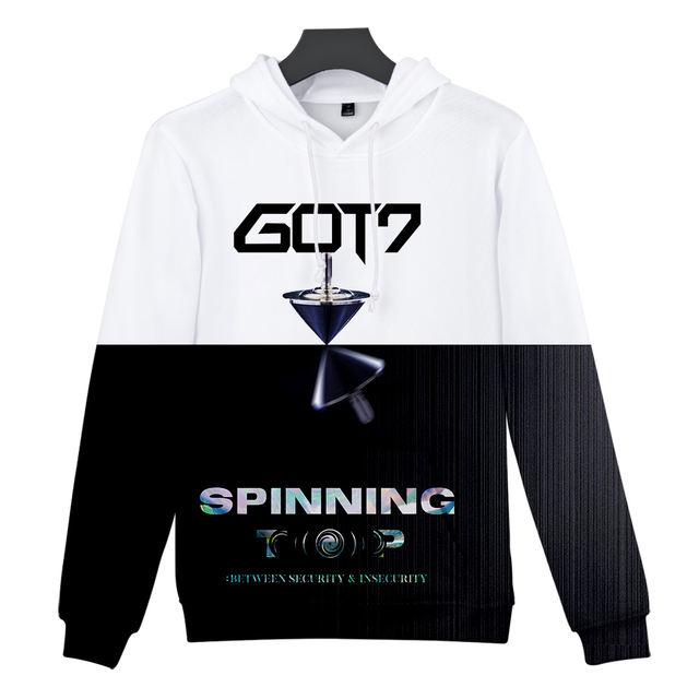 GOT7 WORLD TOUR 3D HOODIE (9 VARIAN)