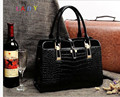 Latest trend 2016 extraordinary luxury patent women leather bag women handbags women shoulder bags women bags X20-109