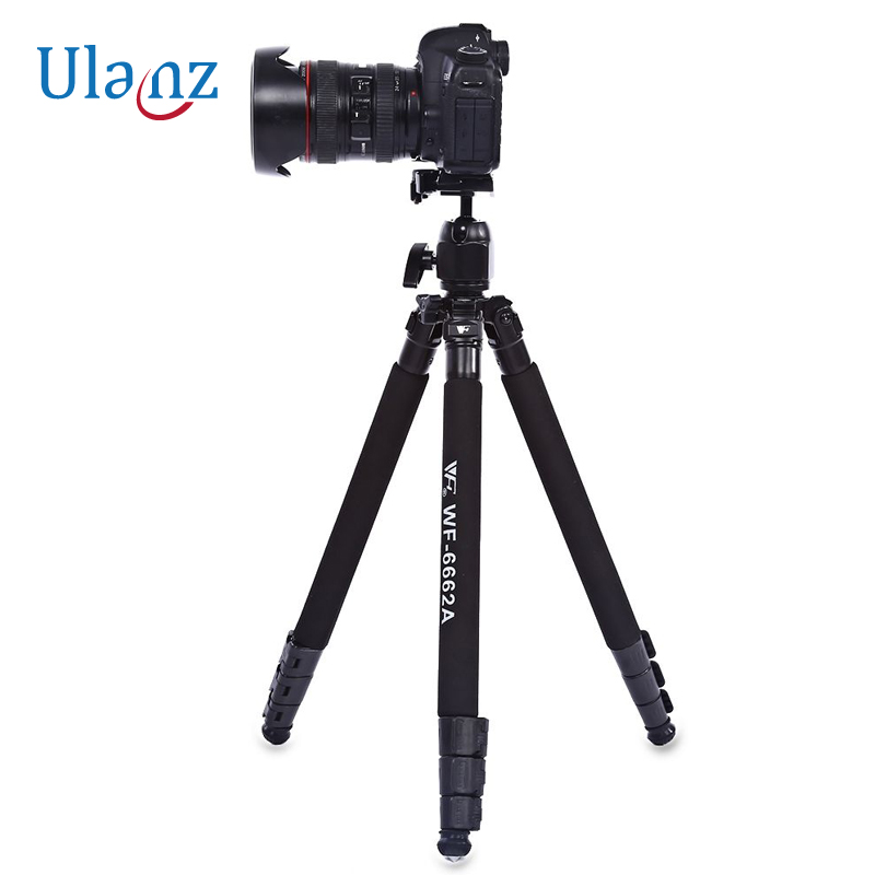 professional Tripod for camera Camcorder Binoculars video vcr for Canon Nikon DSLR SLR for Nikon D7100 D90 D3100 DSLR Camera профессиональная цифровая slr камера nikon d3200 18 55mmvr