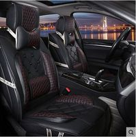 Free Shipping 2015 Lily Car Seat Cushion Four Seasons Four Seasons General Leather Upholstery Winter Car