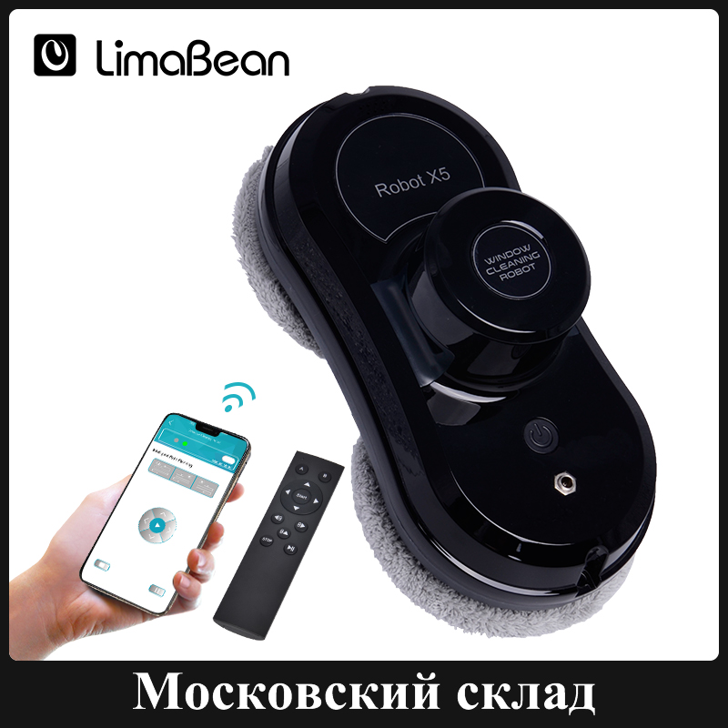window cleaning robot window cleaner robot glass cleaner robot window robot vacuum cleaner for windows window washer bobot-in Vacuum Cleaners from Home Appliances