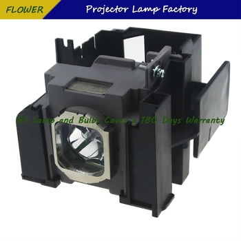 High Quality ET-LAA410 Projector lamp with housing for PANASONIC PT-AE8000 / PT-AE8000U / AE8000U with 180days warranty цена 2017