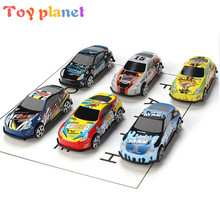 Mini Cars Model Toys For Children Figures Alloy Diecast Metal Simulation Vehicles Christmas Gifts