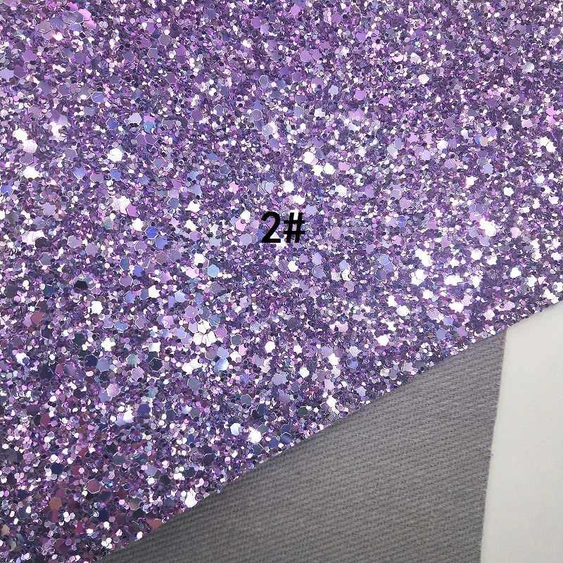 1 PCS A4 TAMANHO 21X29 cm Alisa Vinil Brilho Para Arcos, roxo Sereia Brilho Tecido De Couro para Bow DIY J21B