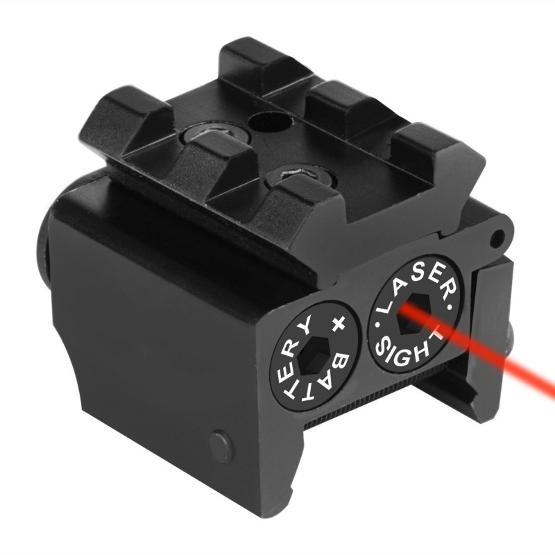 2018 Red Dot Dovetail Small Laser Sight Red Dot Lazer Sight Pistol Tactical Airsoft Laser Sight