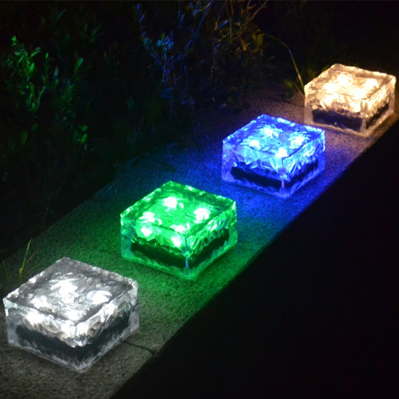 IP68 Outdoor Ground Garden Path Floor Buried Lights Patio Outdoor Step  Lights For Led Underground Lamps