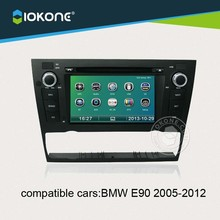 IOKONE Car DVD Player For BMW E90 2005 2006 2007 2008 2009 2010 2011 2012 With Radio,Bluetooth,GPS,iPod,SWC,Canbus