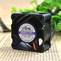Entrega gratuita. 4020 4 cm KF0420B2MS-r 24 v 1.5 W um ventilador de refrigeração 40*40*20 milímetros