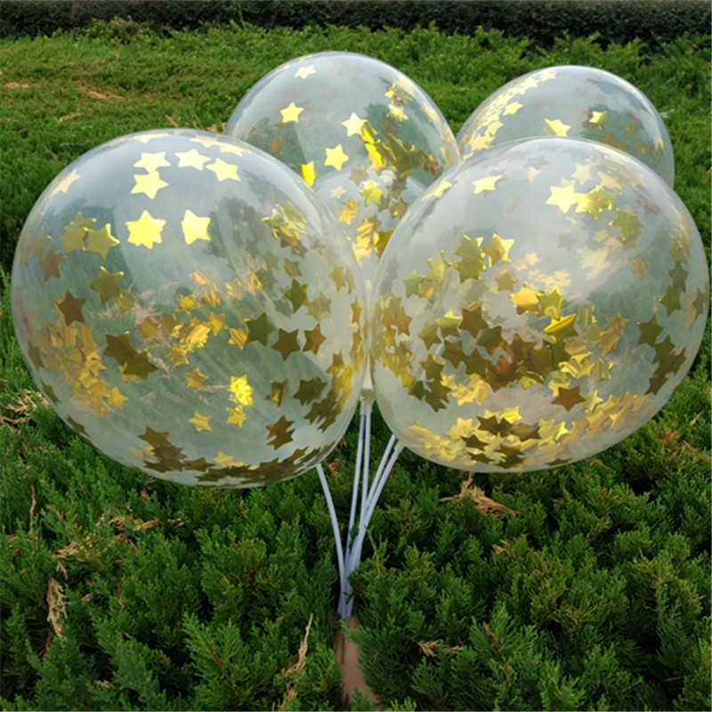 Gold-Star-Confetti-Balloons-for-Royal-Prince-New-Baby-Shower-and-Wedding-Photo-Prop-pack-of