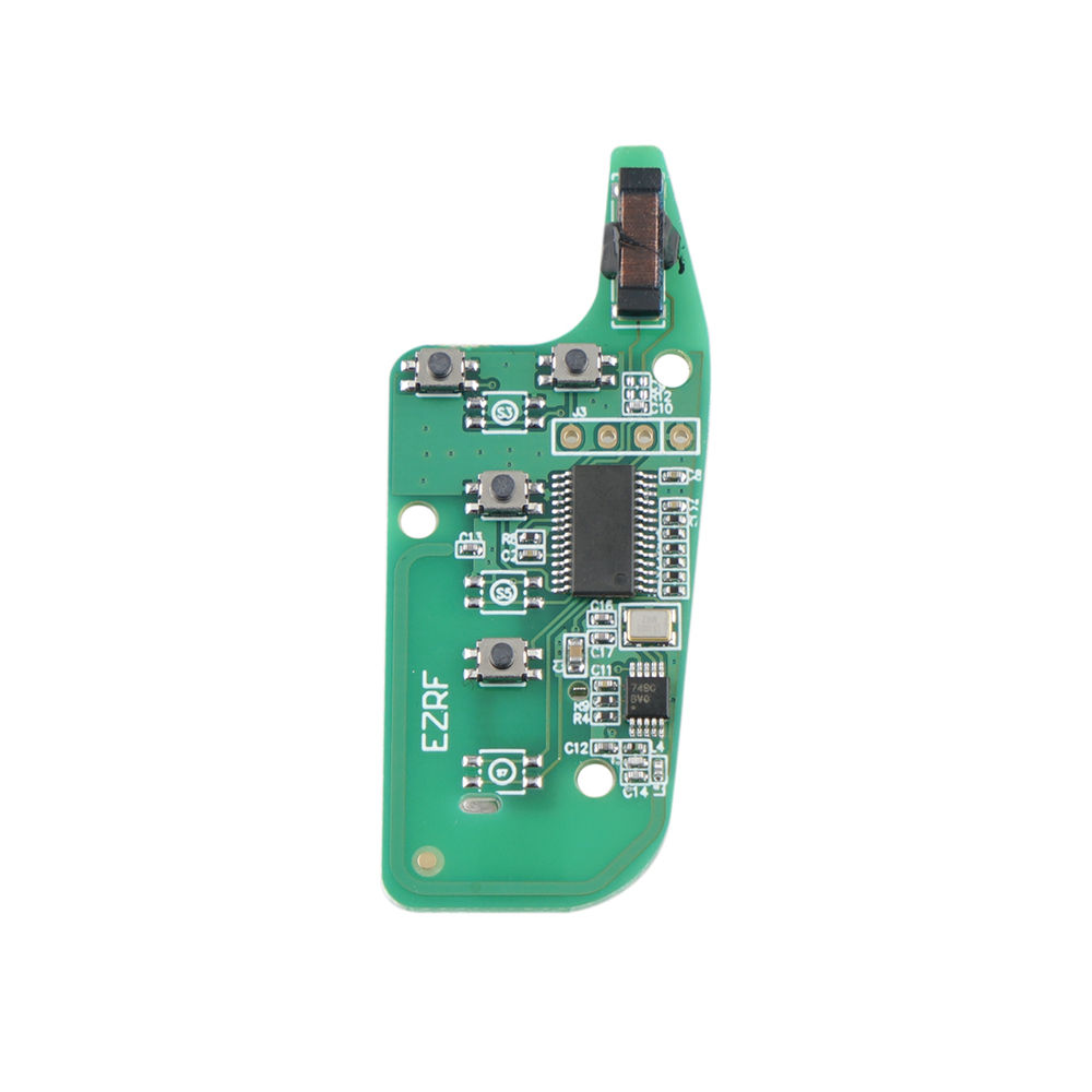Image 5 - Yetaha 4 Buttons Remote Smart Key For Ford Fusion 2013 2014 2015 2016 N5FA08TAA 315MHz Remtekey With Chip/Battery-in Car Key from Automobiles & Motorcycles