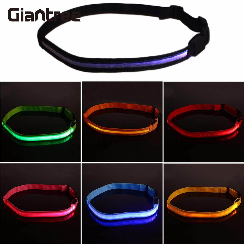 Giantree 8 Color Safety Belt Reflective Tape  Arm Band Reflective Material Portable Outdoor Reflective Strap Jogging