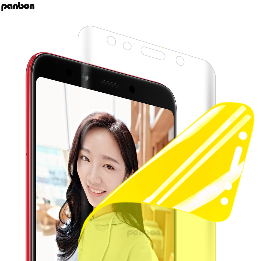 3D Soft Hidrogel For Xiaomi Pocophone F1 Redmi 6A Note 6 5 5A Prime Max 3 Pro 2 Screen Protector Protective Film (Not Glass )(China)