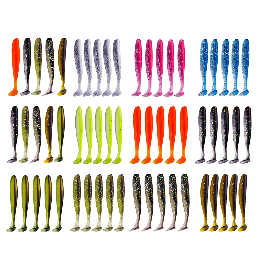 Soft Lures Silicone