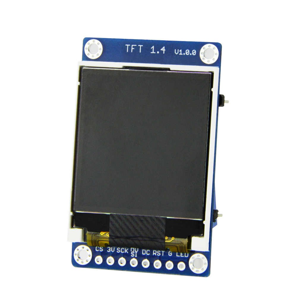 ESP8266 TFT 1 4 Shield V1 0 0 Display Screen Module for D1