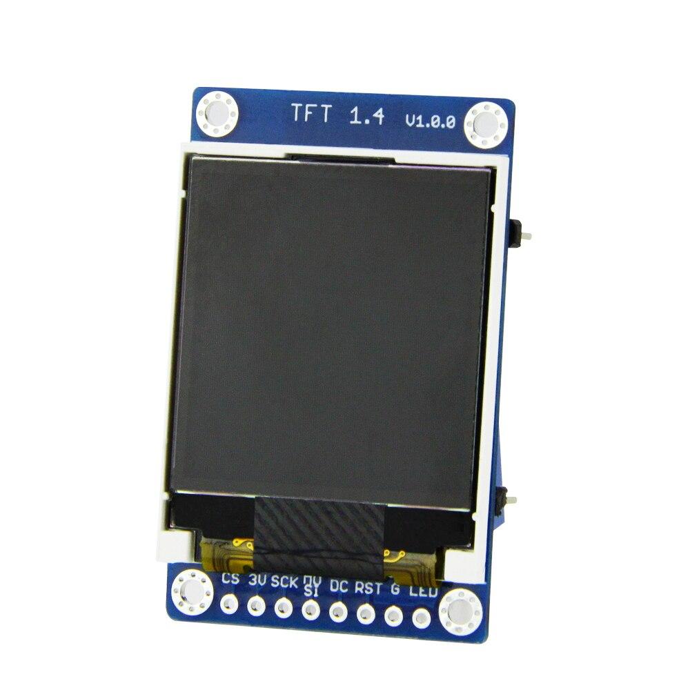 ESP8266 TFT 1.4 Bouclier V1.0.0 Affichage Écran Module pour D1 mini 1.44 pouces 128X128 SPI LCD ST7735S