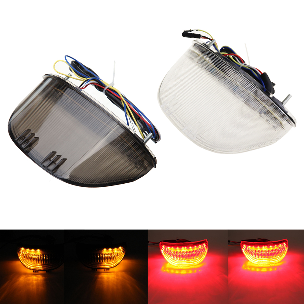 Motorcycle Integrated LED Turn Signals Tail Light For Honda CBR 600 RR CBR600RR 2003 2004 2005 2006 CBR 1000 RR 04 05 06 07