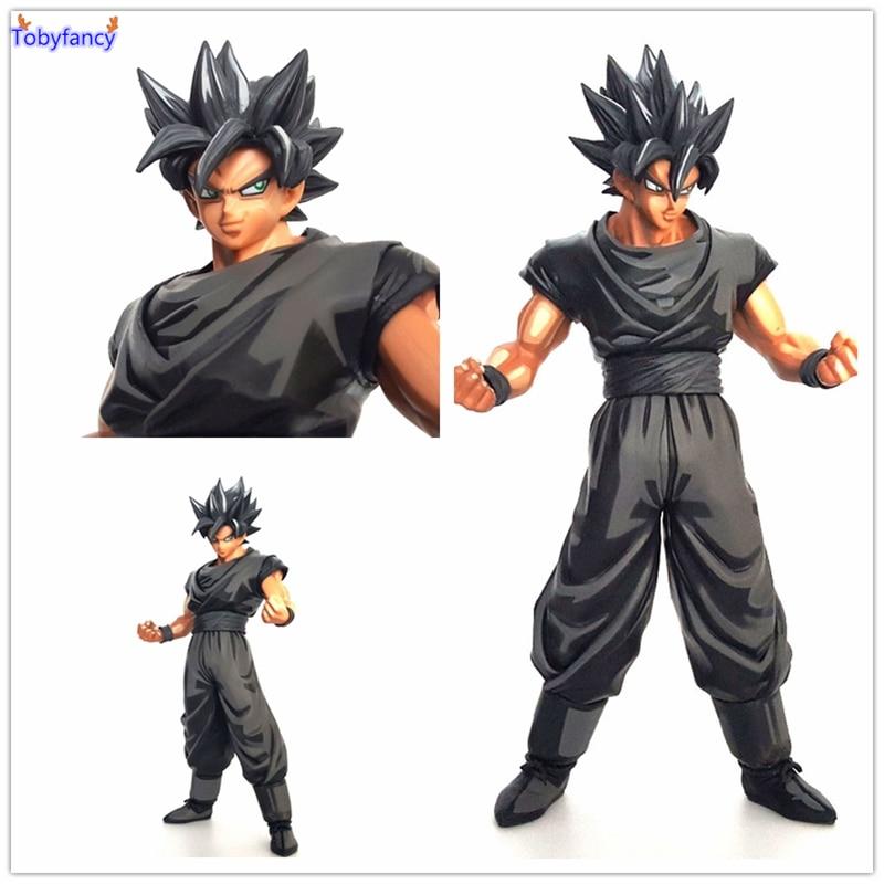 Tobyfancy Dragon Ball Z Figures Son Goku Chocolate Action
