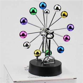 Neue Riesenrad Balance Ball Perpetuum Spielzeug Physik Wissenschaft