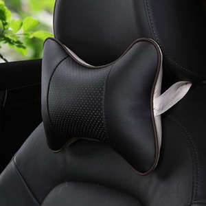 Image 3 - 1Piece Car Seat Headrest Head Neck Pillow Comfortable Soft Pad Neck Rest Support Cushion Car Neck Pillow Auto Head in car pillow