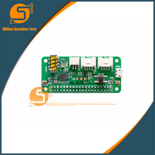 Respeaker Intelligent Voice Dual Microphone expansion board compatible raspberry Pie ZERO/3B/2B(China)