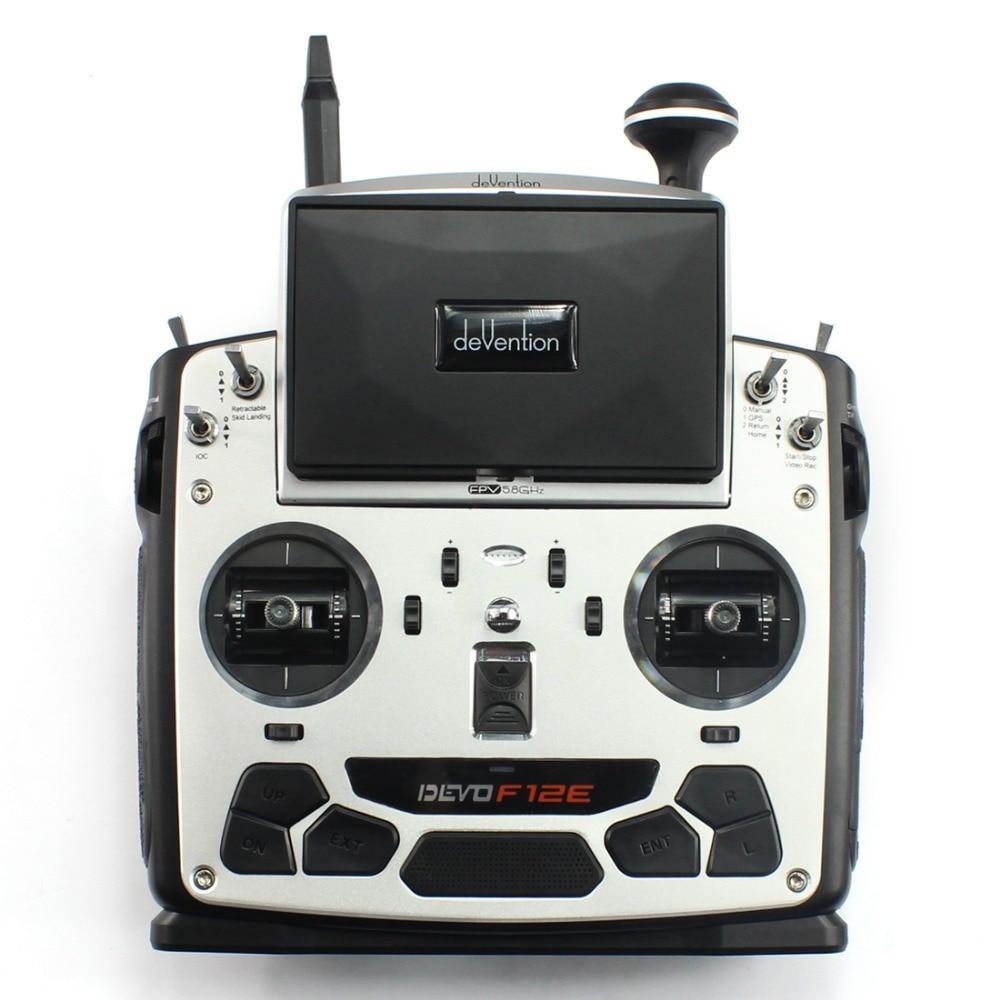 F09070 Walkera Devo F12E Transmitter Radio 32 channel 5.8GHz with 5
