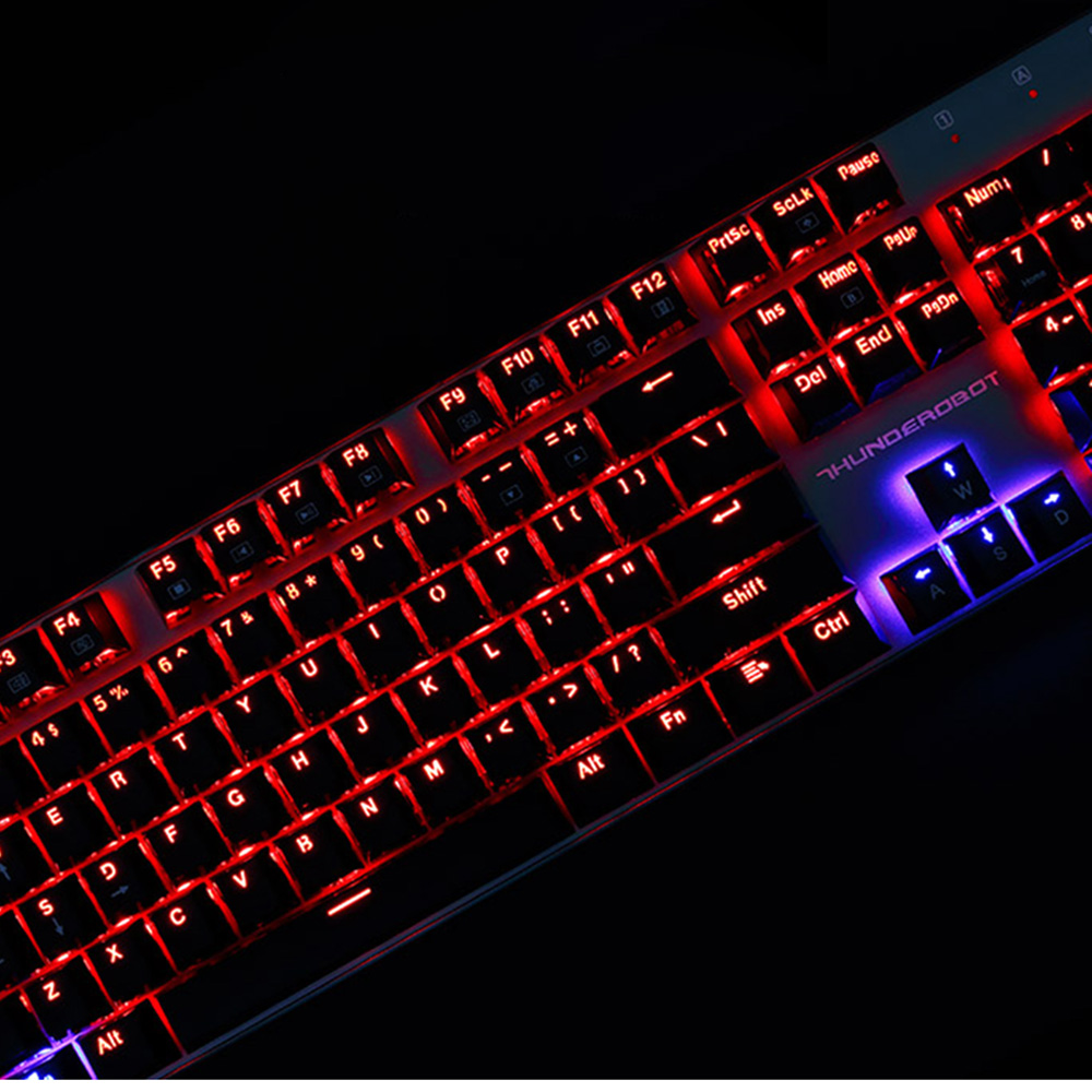 نتيجة بحث الصور عن ‪ThundeRobot K70 Mechanical Keyboard‬‏