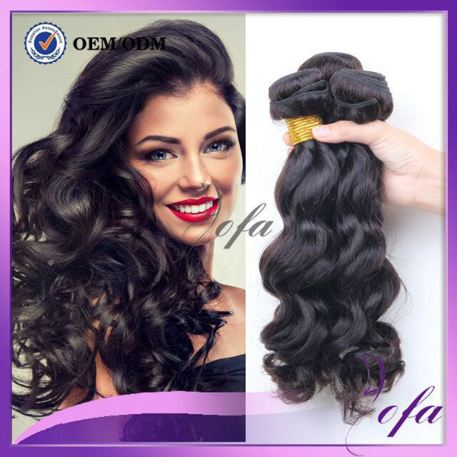7a New Arrival Indian Body Wave Aofa Hair Products Best Virgin Hair