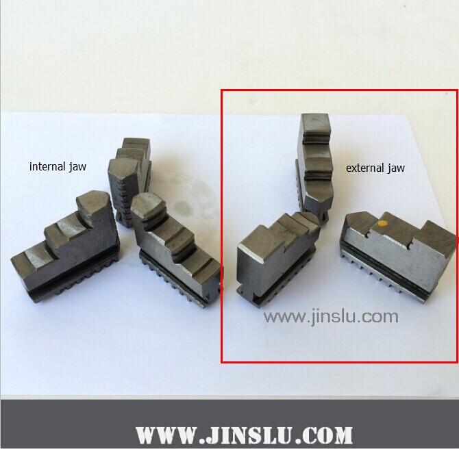 ФОТО Free shipping Three external jaw for self centering chuck k11-100 machine accessories