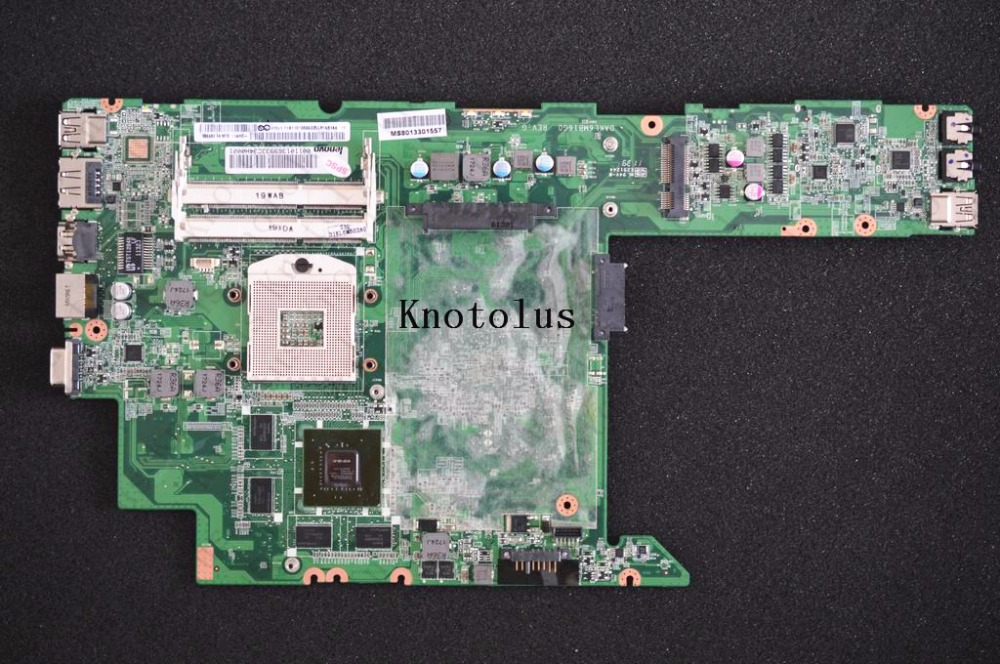 motherboard for Lenovo z470 z470A Laptop motherboard DDR3 Free Shipping 100% test ok втулка задняя joy tech d142tse 32h ось м10х145х135мм под диск алюминий d142tse 32h