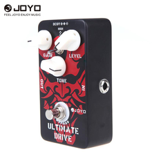 JOYO JF 02 Guitar Effect Pedal Surpassing Diode Tube Amp Ultimate Drive Overdrive Features Bordering on distortion Overdrive