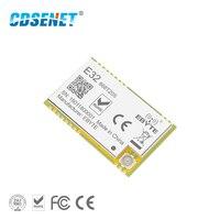 SX1276 868 МГц 100 мВт SMD беспроводной приемопередатчик CDSENET E32-868T20S 868 МГц ttl 2000 м дальний LoRa IPEX передатчик и приемник