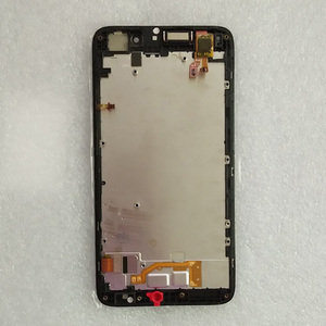 """Image 3 - شاشة LCD 5.0 """"باللون الأسود مع إطار لهاتف هواوي اسيند G620S مع شاشة رقمية تعمل باللمس مع مجموعة لوحة مستشعر الشحن مجاني"""