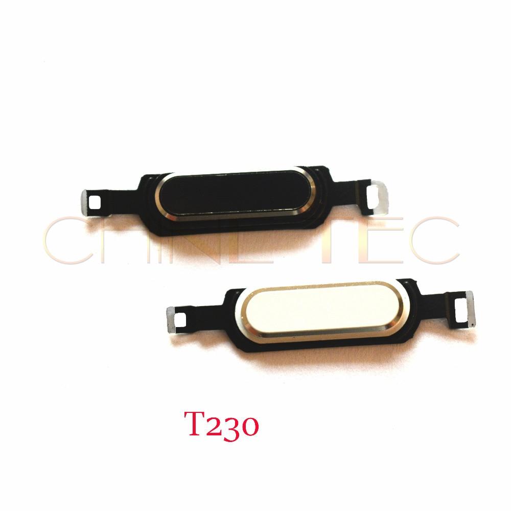 1pcs New Original White /black Home Menu Button Return Key For Samsung Galaxy TAB 4 T230 7.0