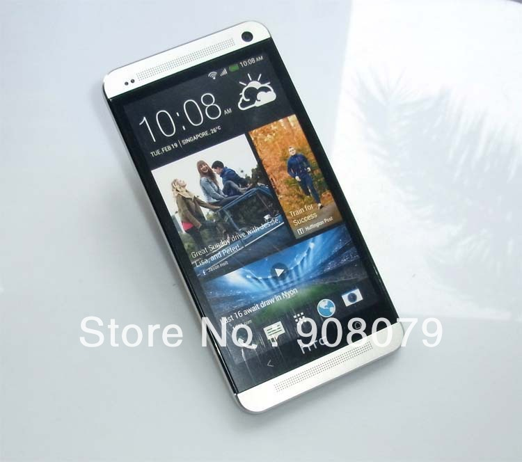 For HTC ONE M7 High Quality Fake Dummy Model Display Phone Mould ,Free Shipping !