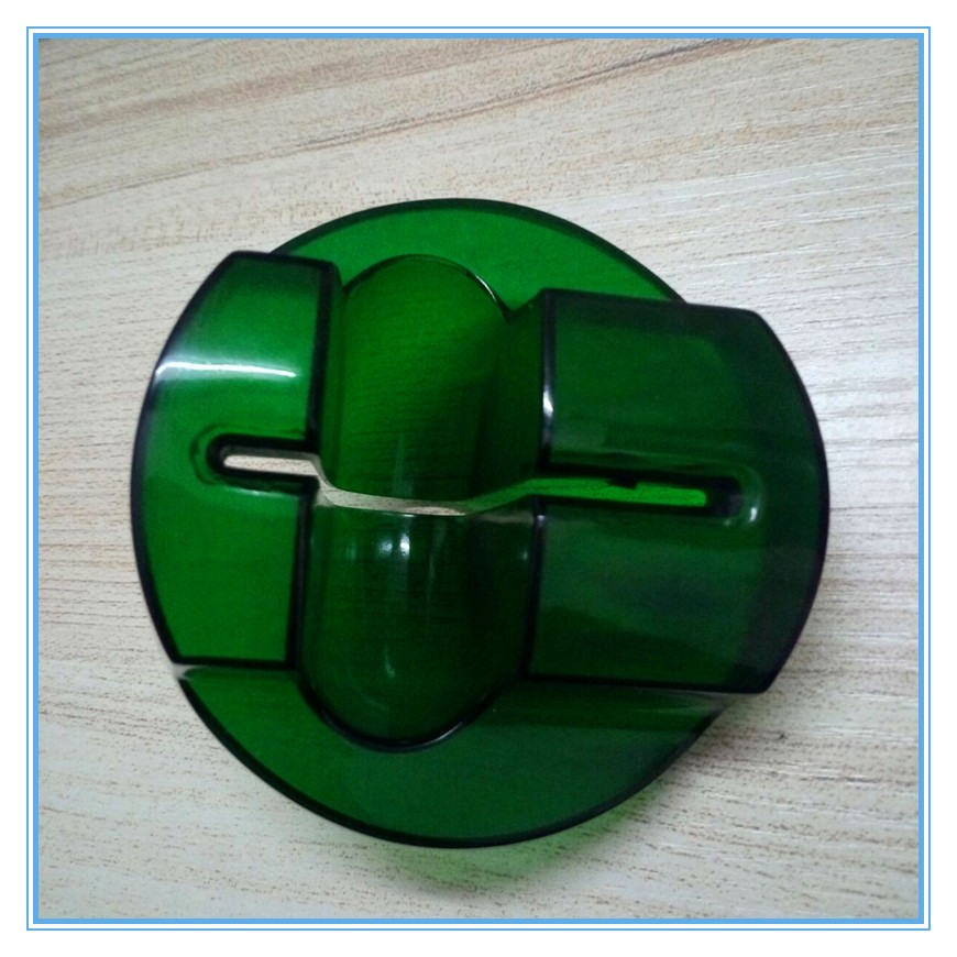 Hot Selling NCR Green ATM Bezel Green Piece ATM Bezel Overlay Plastic Game Shell ATM Parts