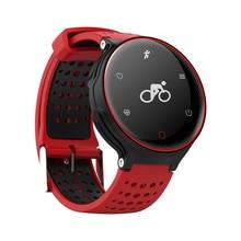 Trozum X2 Smart Браслет Heart Rate Мониторы Bluetooth браслет Спорт Фитнес трекер SmartBand pulsometro для Iphone7 Android