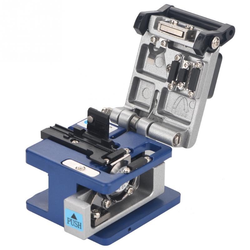 FC 6S FTTH Splicing Splice Fiber Optic Stripping Tool Kit Set With Fiber Cleaver Fiber Optic