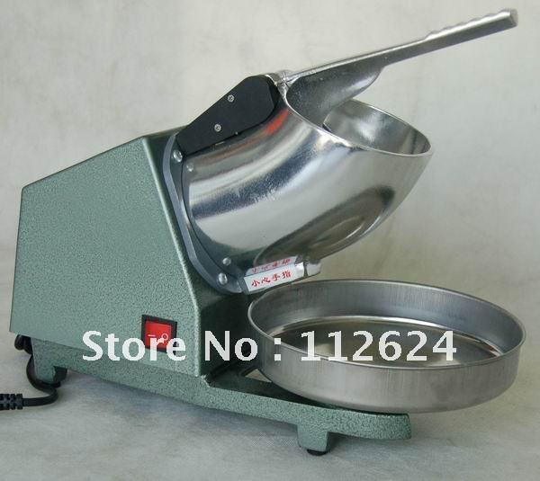 Free shipping-Ice Crusher Machine Ice Shaver Snow Cone Maker