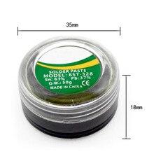 Сварочная Оловянная паста свинцовая паяльная помощь аксессуары Fulx прочный для ремонта телефона лад