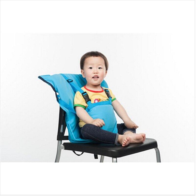 Портативне дитяче крісло для - Дитячі меблі - фото 5